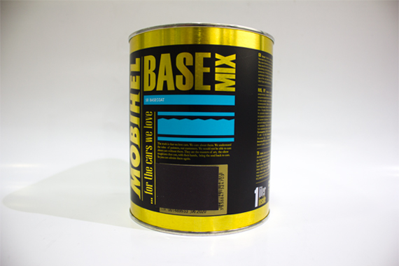321 1 Ltr Base Mix  ( sb basecoat )