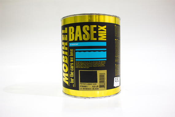 496 0.5 Ltr Base Mix ( sb basecoat )